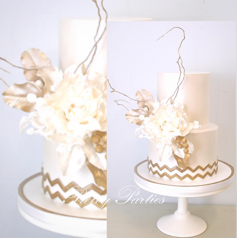 Engagement Cakes - Pretty Parties